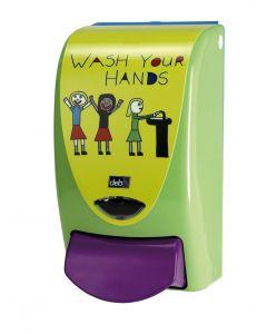 'Now Wash Your Hands' 1L Dispenser