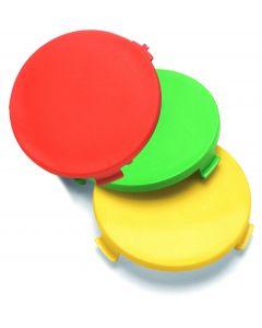 Colour Indicator Discs, Yellow